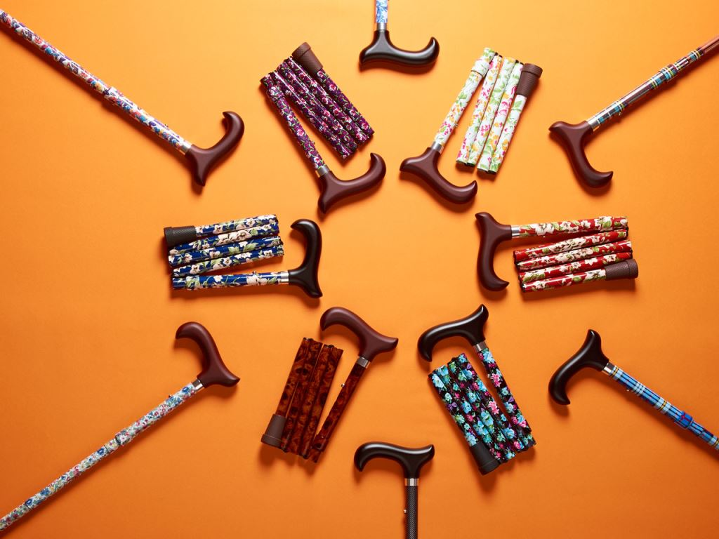 Merry Sticks - Vibrant Styles Series Walking Canes